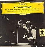 Klavierkonzert Nr.1 b-moll,, Sv. Richter, Wiener Symph, Karajan [Vinyl LP]