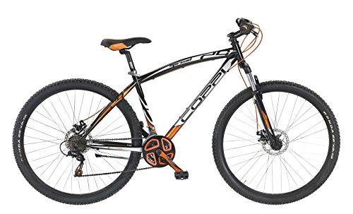 Bicicletta 29',sospensione anteriore, 21velocità.