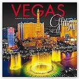 Vegas Glitz ? Glitzerndes Las Vegas 2020 - 16-Monatskalender: Original Graphique de France-Kalender [Mehrsprachig] [Kalender] (Wall-Kalender) -