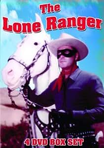 The Lone Ranger 4 DVD Set