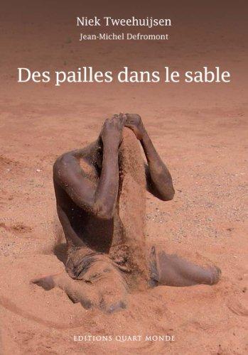 Des pailles dans le sable