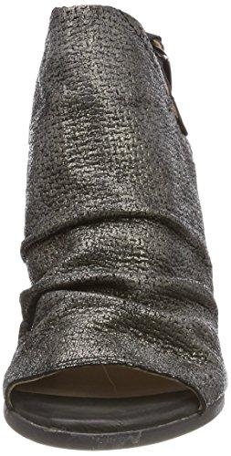 Pinto Di Blu Magpie, Ballerine con Cinturino Alla Caviglia Donna nero (nero)