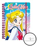 Sailor Moon Notebook A5 Sailor Moon Case (12) Cancelleria