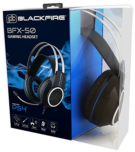 Ardistel – Blackfire Gaming Headset Bfx-50 (PS4) 51M1zswcXVL