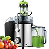 Vegetable Juicers Review and Comparison