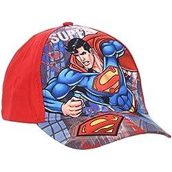 Superman - Gorro - para niño rojo rojo