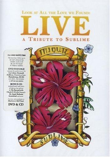 Preisvergleich Produktbild Sublime - Tribute: Look At All The Love (1 DVD + CD)