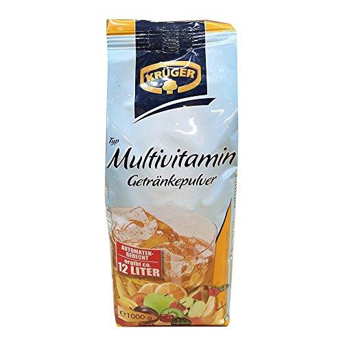 Krüger - Getränkepulver \'Multivitamin\' - 1KG
