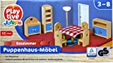 PLAYTIVE® JUNIOR Puppenhaus- Möbelset