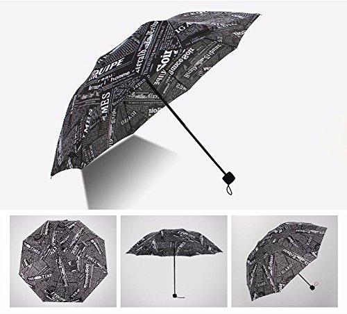 zjm-pliage-parapluie-retro-le-journal-les-parapluies-a-double-usage-pour-la-meteo-super-homme-vinyle