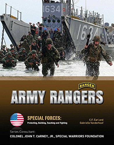 Army Rangers (Special Forces: Protecting, Building, Te) Descargar PDF Gratis