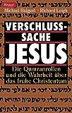 Verschlußsache Jesus - Michael Baigent
