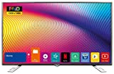 Kevin 122 cm (48 inches) Full HD Smart LED TV KN50FHD (Black) (2018 Model)
