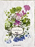 Shakespeares Gärten Geschenkpapier-Heft: 10 Bögen