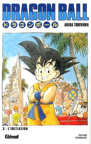Dragon Ball, Tome 3 : L'initiation