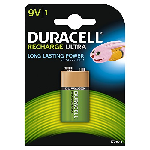 Duracell-Recharge-Ultra-Type-AA-Batteries-2500-Mah-Pack-of-4