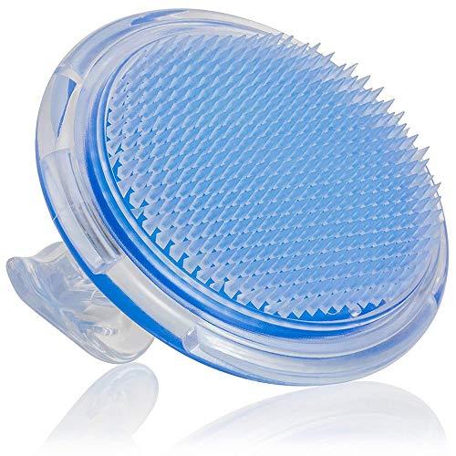 Zihuist Peeling Body Bürste Behandlung und Verhütung Rasierer Beulen und eingewachsenen Haare Peeling Bürste Gegen Eingewachsene Haare Körper-Bürste für Beine Achselhöhle Eingewachsene Haarbehandlung