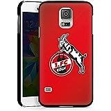 Samsung Galaxy S5 Hülle Schutz Hard Case Cover 1. FC Köln Fanartikel Fußball