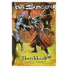 The John Buscema Sketchbook