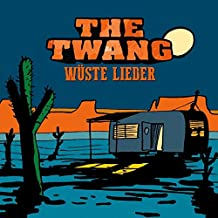 Wüste Lieder [Vinyl LP]