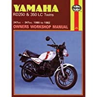 Yamaha Rd250 and Rd350 Lc Twins Owners Workshop Manual, No.