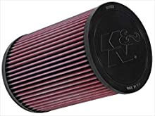 K&N E-2991 Voitures Filtre à air de Remplacement, Lavable et Réutilisable