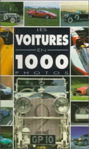 VOITURES EN 1000 PHOTOS par JEAN-PAUL RENVOIZE