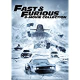 Fast and Furious 1-8