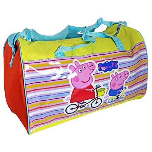 Peppa Pig cat-sb-1005Sporttasche, 36cm (Peppa Pig-schule-tasche)