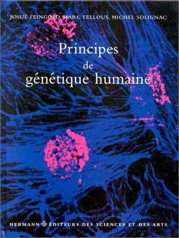 Principes de génétique humaine