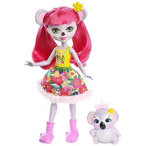 Enchantimals Muñeca Karina Koala (Mattel FCG64)