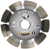 Diamant Produkte Core Schnitt 210024–1/2Zoll von 0,070von 7/8Zoll Delux Schnitt klein Durchmesser segmentiert Klinge