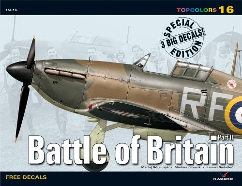 Battle of Britain Part II (Top Colours)