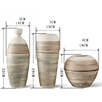 Vasi Da Interno Alti.Amazon It Vasi Moderni Da Interno Alti Wysm Vaso Casa E Cucina