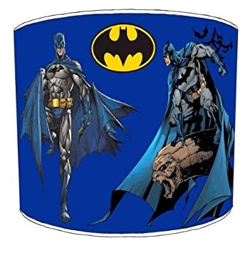 Premier Lampshades Ceiling Batman Childrens Lamp Shades   8 Inch. Premier Lampshades Ceiling Batman Childrens Lamp Shades   8 Inch