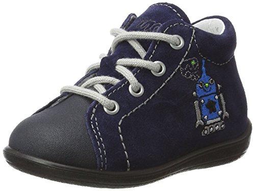 Ricosta Andy, Sneakers Basses Bébé Garçon Bleu (Nautic)