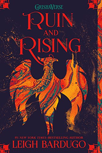 Ruin and Rising : The Grisha Trilogy 3 (Square Fish)