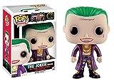 Funko Pop ! Figurine Vinyle Boxer Joker Suicide Squad Fk8660 10 cm