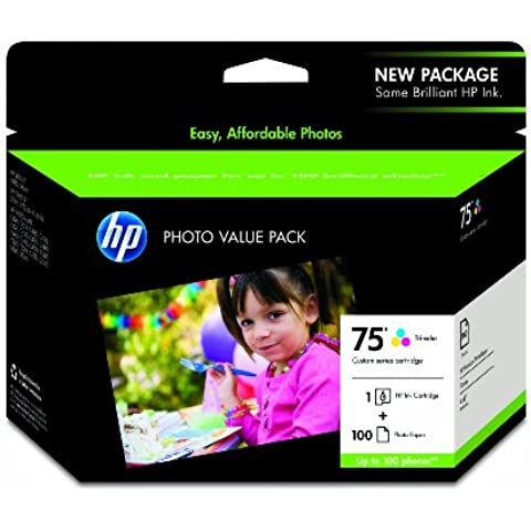 HP 75 Series Photo Value