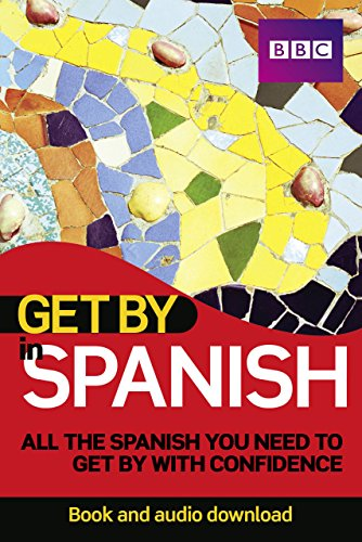 Get By in Spanish eBook plus audio download (English Edition ...