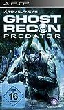 Tom Clancy's Ghost Recon - Predator - [Sony PSP]