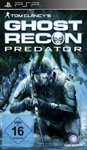 Tom Clancy's Ghost Recon - Predator - [Sony PSP]