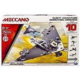 Meccano Flight Model Set (10-Piece)