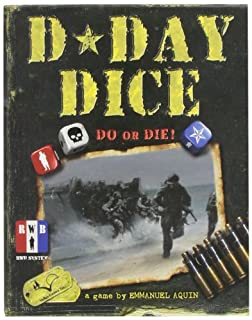 Valley Games 403 - D-Day Dice (B006EJ2D3I) | Amazon price tracker / tracking, Amazon price history charts, Amazon price watches, Amazon price drop alerts