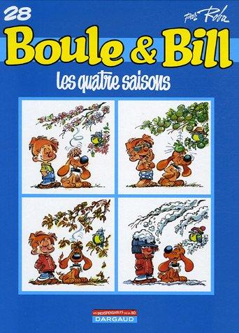 Boule et Bill, tome 28 : Les Quatre saisons !