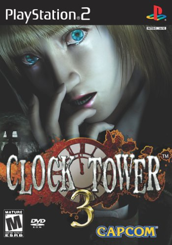 Clock Tower 3 - PlayStation 2 by Capcom