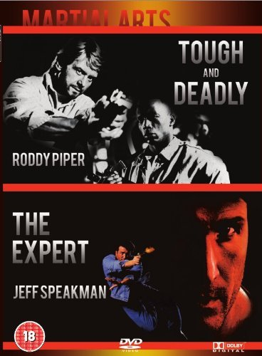 Bild von Martial Arts - Tough and Deadly / The Expert by Roddy Piper Billy Blanks Lisa Stahl