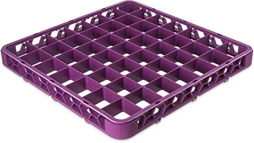 Utopia Warewashing, CARE49C89-000-B01001, 49 Compartment Rack Extender - Lavender (Box of 1)