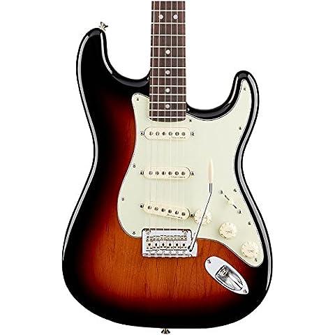 Fender Deluxe Roadhouse Strat RW 3TSB · Chitarra elettrica