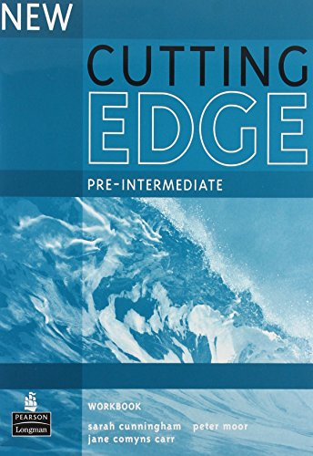 Cutting edge. Pre-intermediate. Workbook. Per le Scuole superiori. Con CD Audio